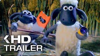 SHAUN THE SHEEP 2: Farmageddon Teaser Trailer (2019)