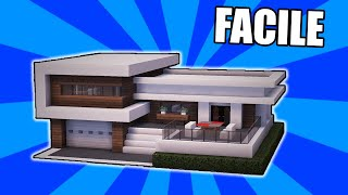 Case Moderne Minecraft : Minecraft come costruire case moderne in secondi music jinni