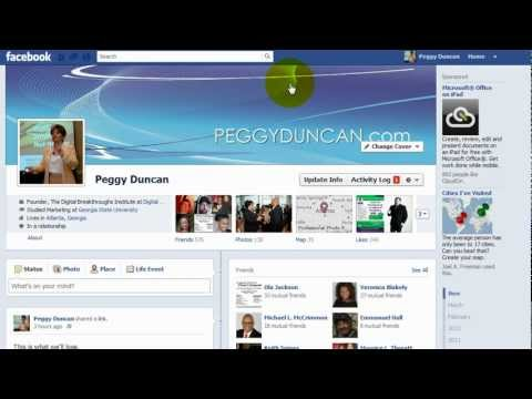 How to Add Where You Work or Your Like Page to Your Facebook Timeline Profile Page