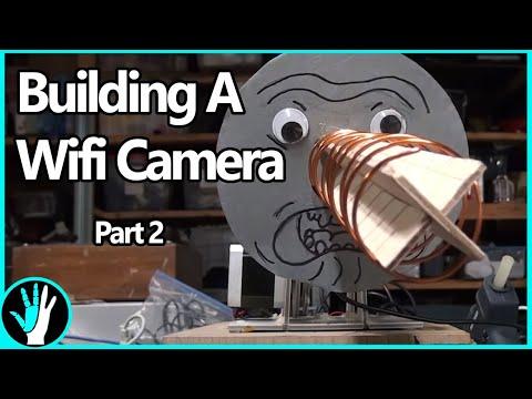 DIY Radio Telescope V2: Wifi Vision - Part 2