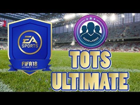 DME SBC TOTS [SDT ULTIMATE] MAIS BARATO - FIFA 18
