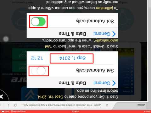 How to download vshare for iPad, iPod ,iPhone ,and android (unjailbroken)