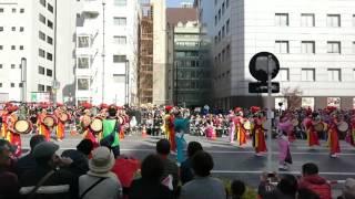 11月20日(日) 盛岡さんさ踊り@東京 新虎祭り 東北六魂祭パレード