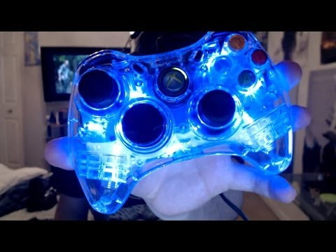 AFTERGLOW AX.1 Wired Xbox 360 Controller Unboxing/Review