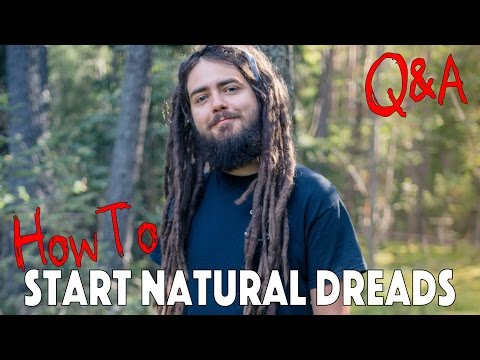 Starting Natural Dreads?