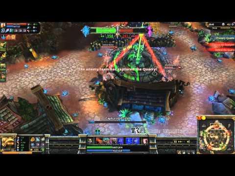 League of Legends 128 - Rammus on Dominion