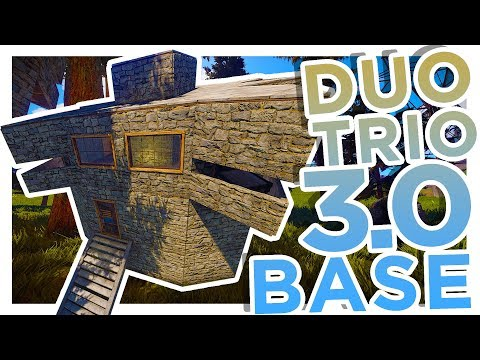 RUST | STRONG Building 3.0 CHEAP Solo/Duo/Trio BASE