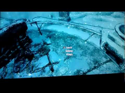 Skyrim Unlimited Gold Exact Location Step by Step