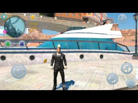 How to swim underwater in Gangstar Vegas