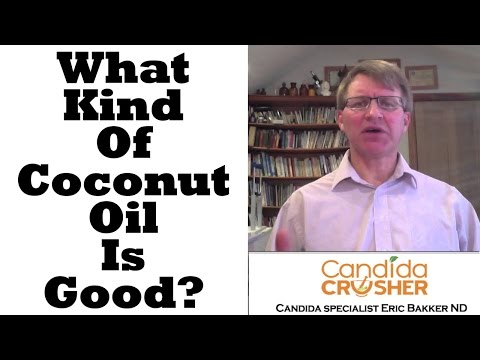 Coconut Oil for Candida: Does Coconut Oil Kill Candida