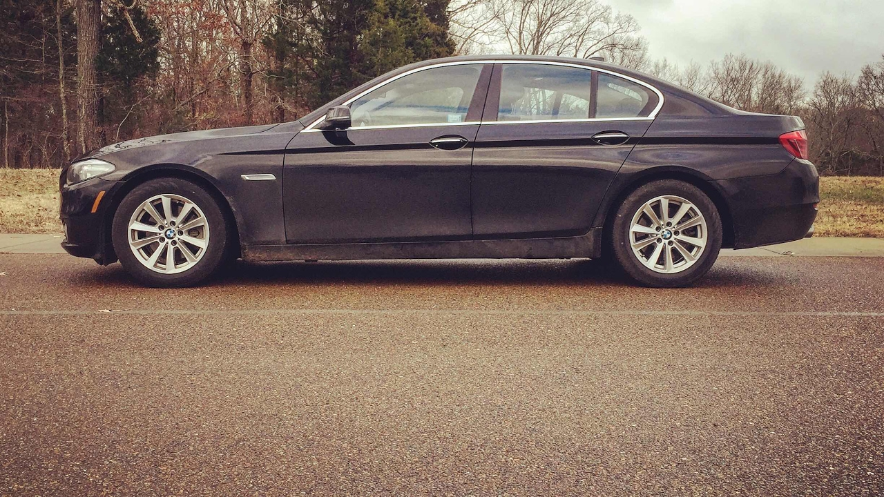 2016 BMW 528i  | an average guy's review