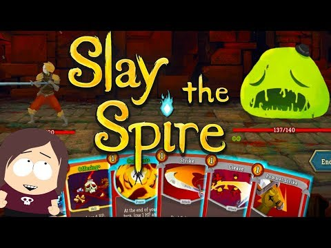 Slay the Spire || Strategy Rogue-like Card Game