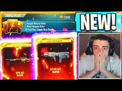 SECRETLY BUYING a Subscriber NEW DLC WEAPONS... (BO3 New DLC Update)