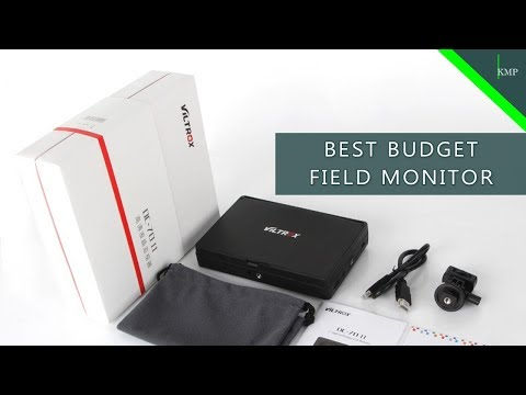 Best Low Budget Camera Field Monitor - Viltrox DC-70II [Unboxing & Overview]