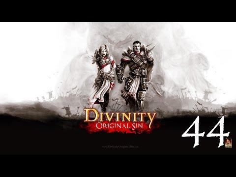 Divinity:Original Sin Let's Play-Part 44 (The prison)