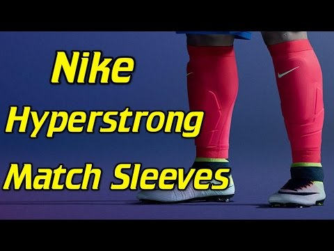 Nike Hyperstrong Match Sleeves & Ankle Guards - Review