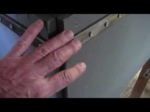 UTILITY TRAILER BOX REBUILD PT 4 OF 4