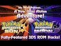 3DS Mod: Supernova Sun & Penumbra Moon!