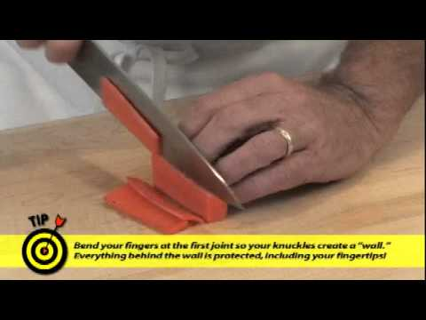How to Julienne Carrots For Dummies