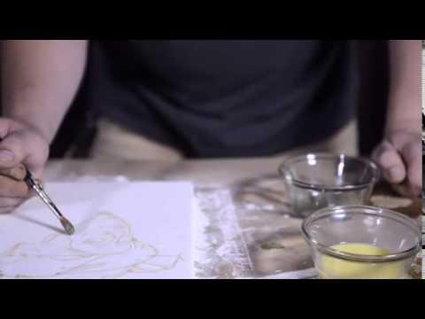 Alchemy of Art: Egg Tempera & Under-Painting