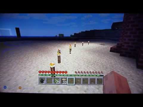 How to make Charcoal Torches in Minecraft? - Xbox 360 Edition
