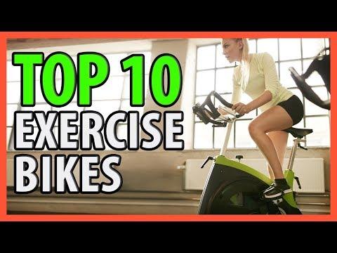 10 Best Exercise Bikes 2018