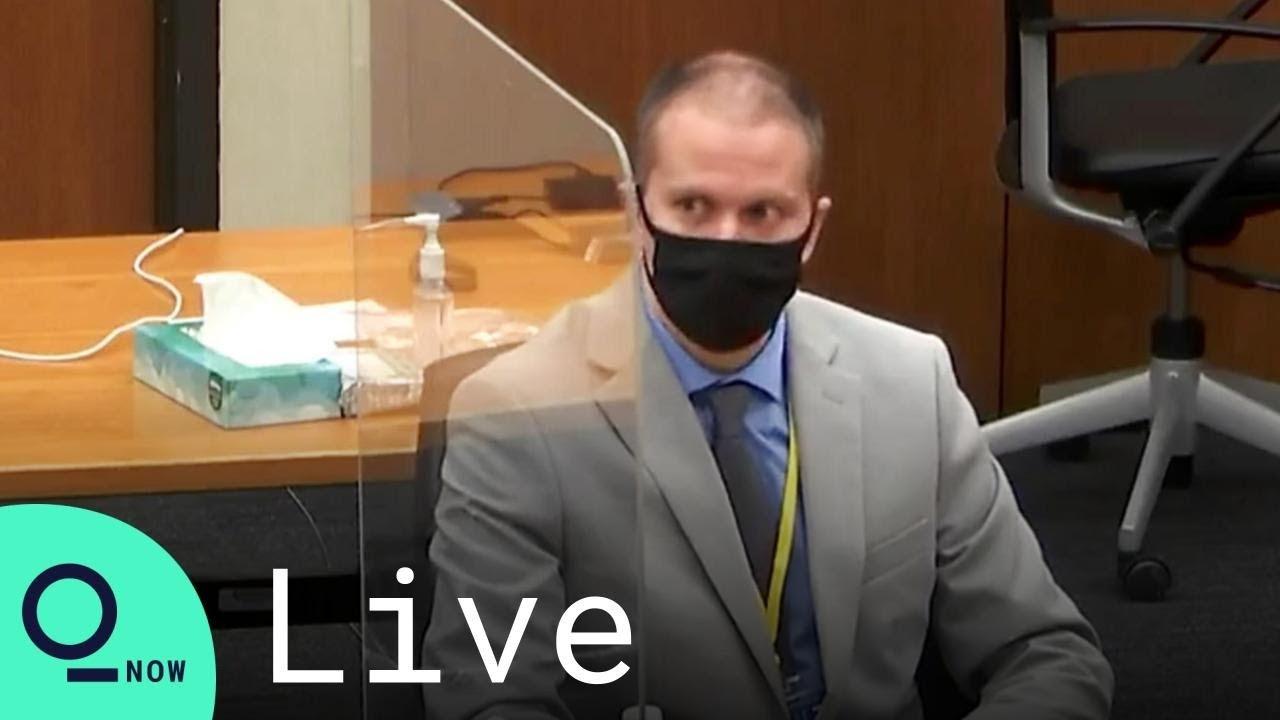 LIVE: Trial of Derek Chauvin Resumes in Minneapolis Over Death of George Floyd