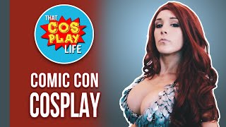 Comic Con Hot Cosplay 2017 | SDCC Cosplayer Music Video | Surprise Ending