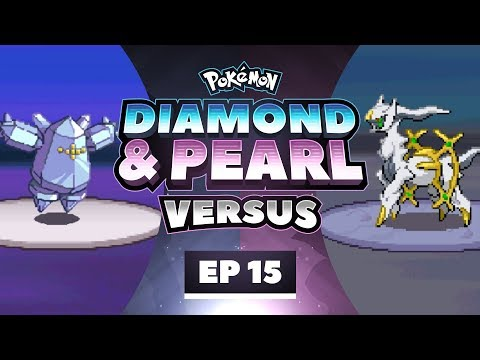 Pokemon Diamond and Pearl Versus - EP15 | Is This the Finale?!
