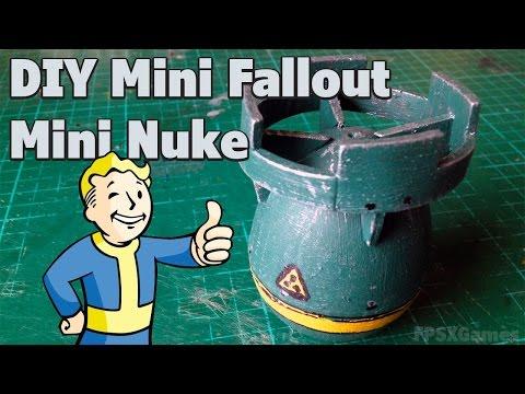 DIY Mini Fallout Mini Nuke