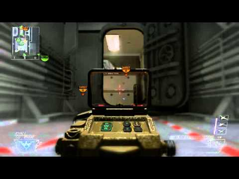 Call of Duty Black Ops II Hilarious Frenzy Kill (S&D)