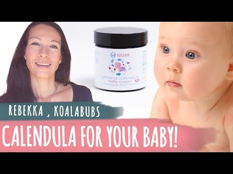 The 5 best Calendula Cream uses for your Baby | KoalaBubs Australia