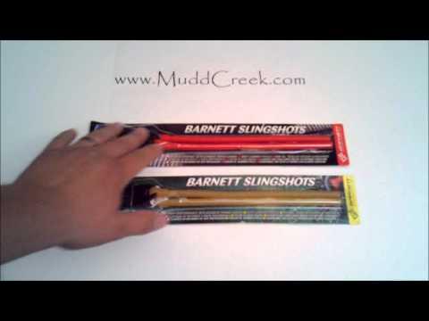 Barnett Slingshot Bands Review by MUDD CREEK