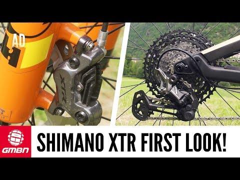 GMBN's First Look At New Shimano XTR | 12 Speed MTB Drivetrain