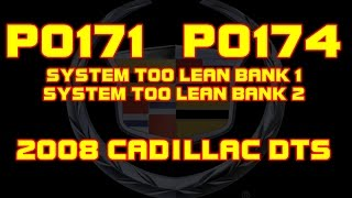 code p0174 fuel system too lean bank 2