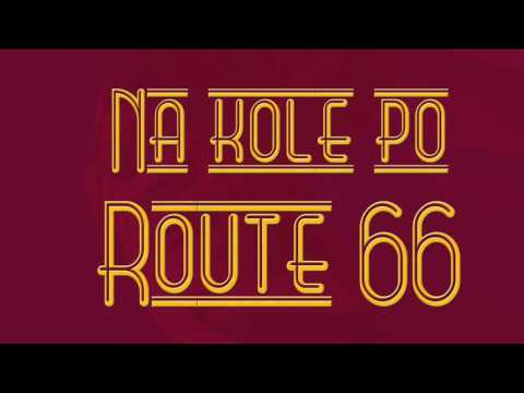 Route 66 on a Bicycle 2016 - English subtitles