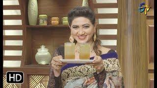 Telugu Ruchi | 18th May 2019 | Full Episode | ETV Telugu
