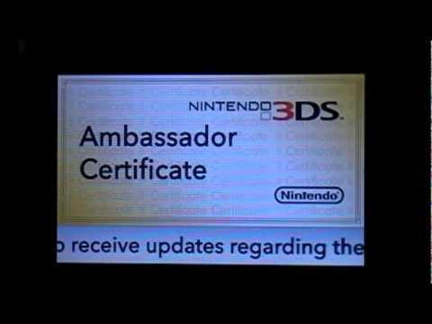 3DS NES Ambassador Games How to Download Tutorial