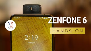 ASUS Zenfone 6 Unboxing and Hands-on (ASUS 6Z)