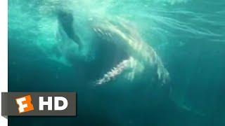 The Meg (2018) - Man vs. Shark Scene (4/10) | Movieclips