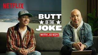 Jo Koy Calls Out His Son For Spending Too Much Time in the Bathroom   Netflix is a Joke