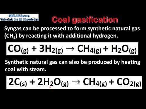 C.2 Coal gasification and liquefaction (SL)