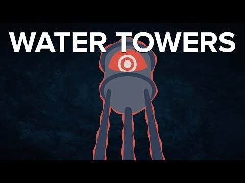 Don't Get Neil Tyson Started on Water Towers