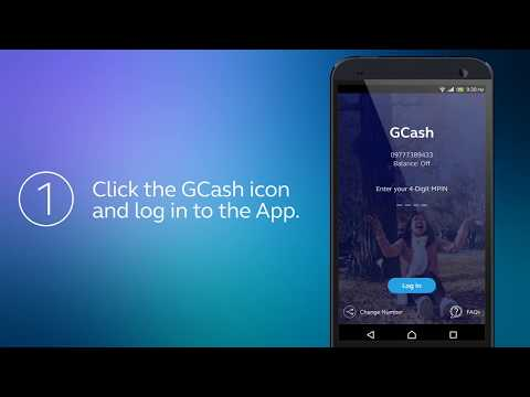 How to Register to GCash American Express Virtual Pay