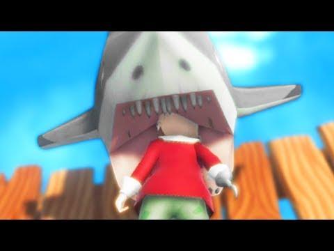 SURPRISE SHARK ATTACK! - Minitime Gameplay Part 2   Pungence