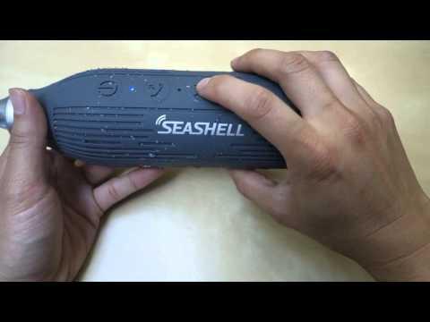 Turcom Seashell Rugged Bluetooth 4 0 Speaker Review