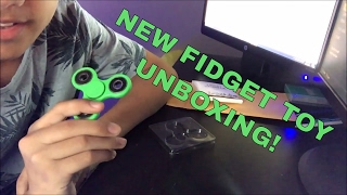 Download UNBOXING FIDGET TOY SPINNER Video