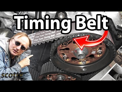 How to Replace a Timing Belt in Your Car