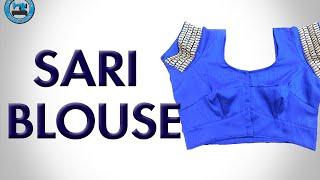 Sari Blouse (English) | BST