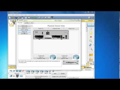 Packet Tracer 6.0.1 - New Features!